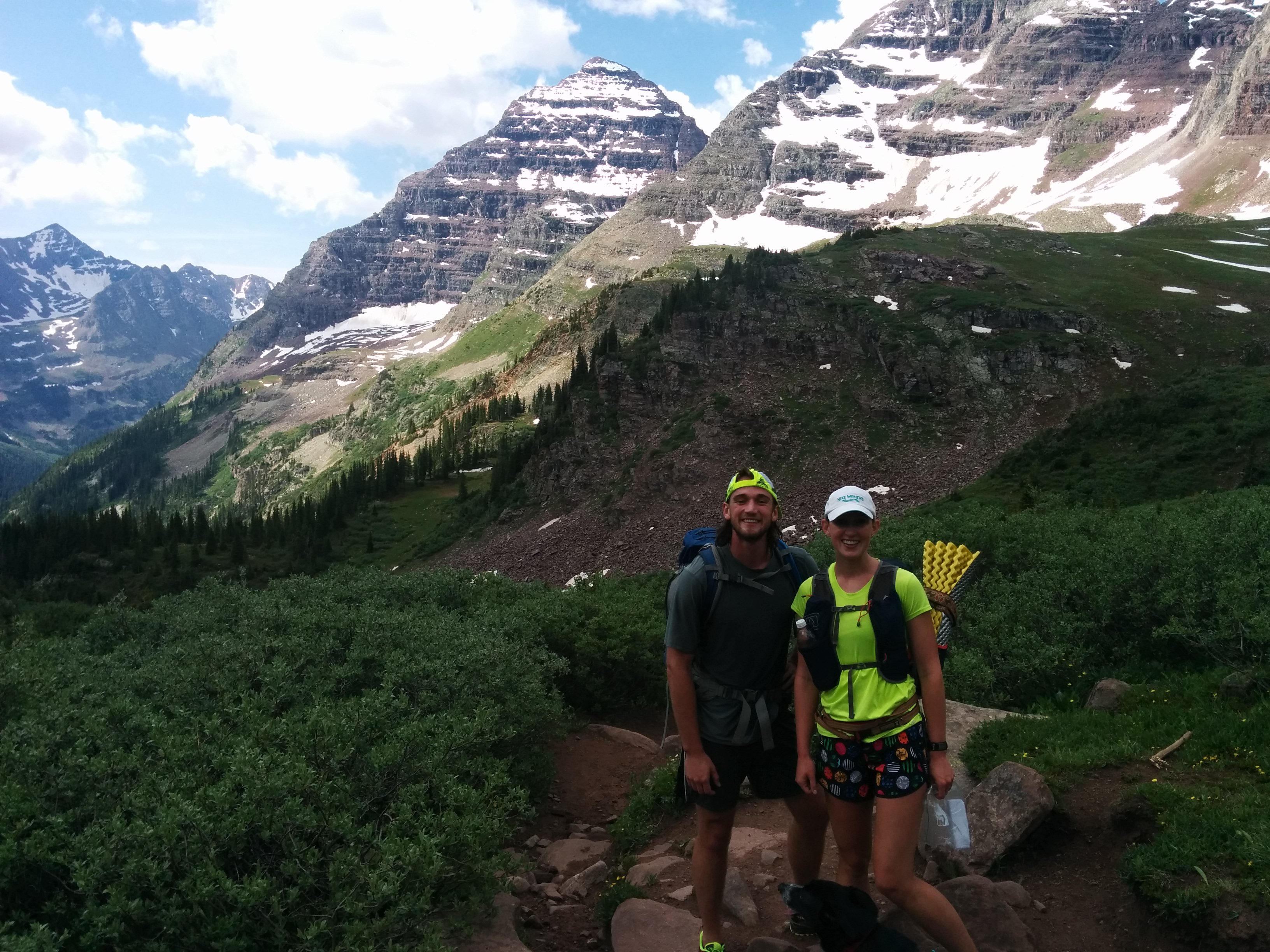 The Maroon Bells Four Pass Loop | I Rethink Wages